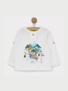 T-Shirt ecru RACHARLY / 19E1BG61TML001