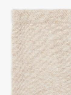 Heather beige TIGHTS VYKOETTE / 20H4PFR1COLA011