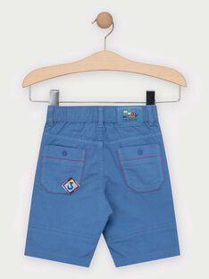 Bermudashorts mit Kompass-Schlüsselanhänger für Jungen TUELAGE / 20E3PGW3BERC244