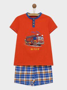 Roter Schlafanzug RECHEAGE / 19E5PGJ4PYJ330