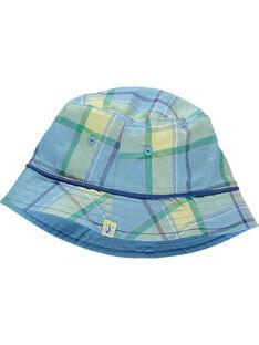 Blauer Hut RUBOBAGE / 19E4PGP1CHA205