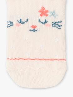 Socken hell rosa Katze ZACYLIA / 21E4BFI1SOBD319