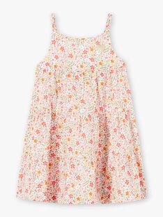 Off white NO SLEEVES DRESS ZROBETTE 4 / 21E2PFW1RBS001