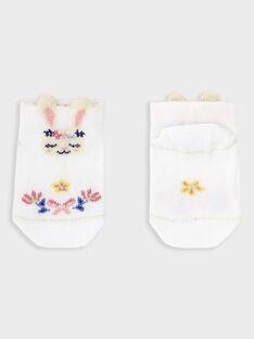 Kurze Baby-Socken Mädchen TAOLISA / 20E4BFO1SOB000