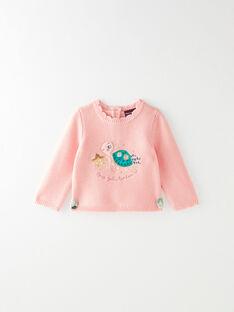 Pink PULLOVER VAGAELLE / 20H1BFL1PULD329
