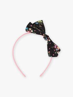Silbernes Stirnband für ein Mädchen BILATETE / 21H4PFT4TET956