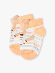 Gestreifte Socken für kleine Jungen TAWILL / 20E4BGX1SOB001
