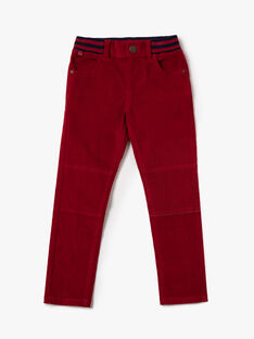 Red PANTS VYXAGE-2 / 20H3PGG4PANF527