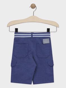 Blaue Bermuda-Shorts Jungen TYTOPAGE 1 / 20E3PGM3BERC207