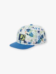 Mütze mit ausgefallenem Druck für Jungen TUCHAPAGE / 20E4PGX1CHA001