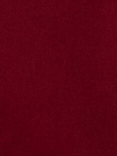 Purple PANTS VIFIAGE / 20H3PGU2PAN718