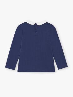 T-shirt Kind Mädchen ZLIMETTE2 / 21E2PFK6TMLC214