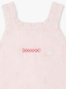 Planschbecken und blassrosa Baby Mädchen Stirnband ZOMILA / 21E0CFY1ENS301