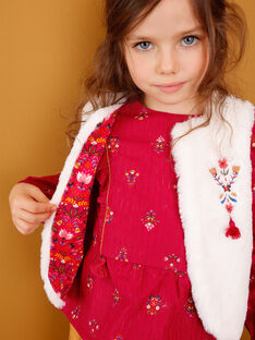 Red BLOUSE VLOPIETTE / 20H2PFU1CHED307