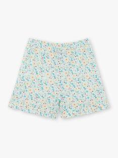 Grüner Schlafanzug für Baby-Mädchen ZEPIETTE / 21E5PF22PYJ614