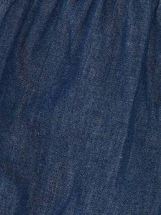 Dunkelblaue Denim-Shorts ZACHARLINE / 21E1BFI1SHOK005