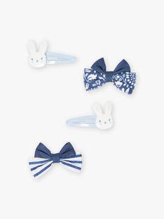 Kaninchen-Bobby-Pins für Mädchen - sortiert BUCHIPETTE / 21H4PFT1BRT020