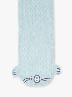 Greyish blue SCARF VAHELM / 20H4BGI2ECH205