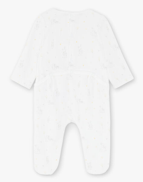 Weiß bedruckter Gehrock ZOSACHA / 21E0NMG5GRE000