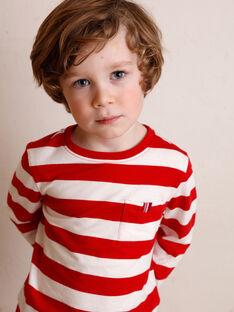 T-shirt Kind Junge ZAXOUAGE2 / 21E3PGK6TML001