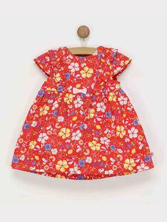 Rotes Kleid RAFANA / 19E1BFC2ROBF505