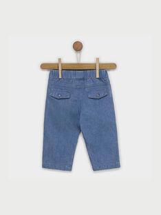 Jeans, blue denim RACLEMENT / 19E1BG61JEA704