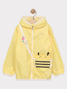 Yellow WINDBREAKER TAEPLUETTE 3 / 20E2PFY3CPVB104