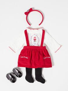 Red DOLL CLOTHES TENUE03 / 20J7GF11HPO502