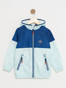 Blue WINDBREAKER TUNOUAGE 2 / 20E3PGY3CPVC242