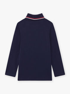 Blaue Sport-Unterhosen für Jungen BUZOZAGE3 / 21H3PGF2SPL705