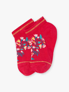 Baby Mädchen Pfingstrose Low Socken TIUFETTE / 20E4PFQ1SOBF510
