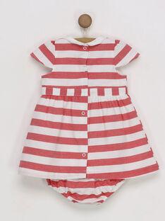 Rotes Kleid RAMADY / 19E1BFE1ROB050