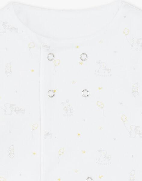 Weißer Overall und Westen-Set ZOMAEL / 21E0NMG3ENS000