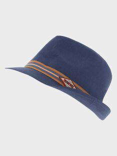 Blauer Hut für kleine Jungen TITRAGE / 20E4PGP1CHAC205