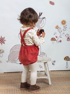 Baby Mädchen Rosa Latzhose BAIRIAM / 21H1BFJ1SACD332