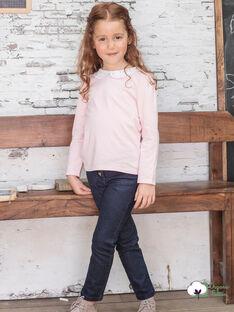 Raw Denim-Jeans für Baby-Mädchen BROGINETTE1 / 21H2PFB2JEAK005