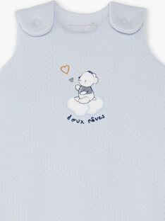 Blauer Babyschlafsack für Jungen BOALEM / 21H0AG41TUR219