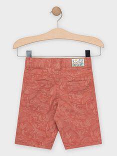 Bermudashorts mit Printmuster für Jungen, braun TOZAGE / 20E3PGQ3BER410