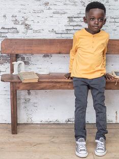 Jungen-Jeans aus schwarzem Denim BUXTIAGE1 / 21H3PGB4JEA927