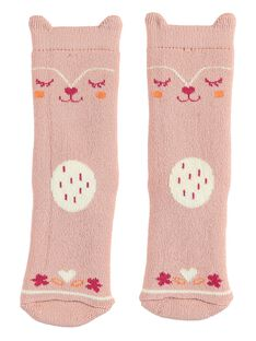 Old rose SOCKS VAMARTA / 20H4BFU1SOQ303