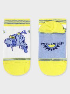 Kurze Socken für kleine Jungen TIROUAGE / 20E4PGO1SOB001