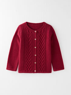 Purple CARDIGAN VAELISE / 20H1BF61CAR709