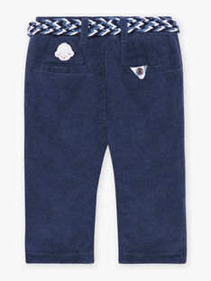 Blue PANTS BANESTOR / 21H1BGL2PANC230