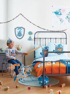 Laken/Bettwäsche blau ROCHEVALTC / 19EZENX2PLC213