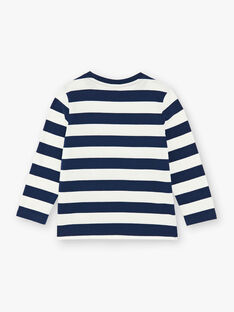 T-shirt Kind Junge ZAXOUAGE1 / 21E3PGK7TML001