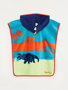 Kapuzenbadetuch Dinosaurier für kleine Jungen TICAPAGE / 20E4PGI1CDB630