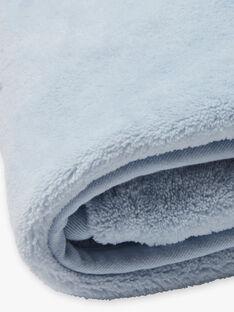 Blaue und weiße Decke Geburt Junge BONNO / 21H0AG41D4P219