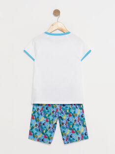 Schlafanzug Jungen Sergent Major, aus unserer originellen Kollektion, die die Phantasie von Kindern im Alter von 0 bis 11 Jahren anregen soll. TERIVAGE / 20E5PGE2PYJ001