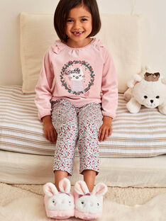 Light coral NIGHT SLEEPERS BELICETTE / 21F10PF22PTD415