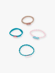 Sortierte Gummibänder für Mädchen BYCOUETTE / 21H4PFT7ELA205